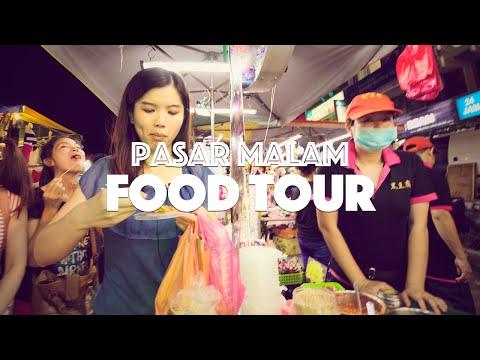 Pasar Malam (Night Market) | Malaysia Food Tour Series [Ep 2]