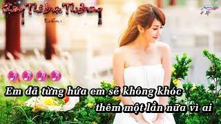 Không Thể Buộc Thì Buông - Như Hexi Karaoke