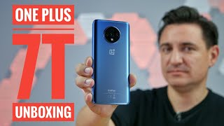 ONEPLUS 7T - UNBOXING & PREVIEW