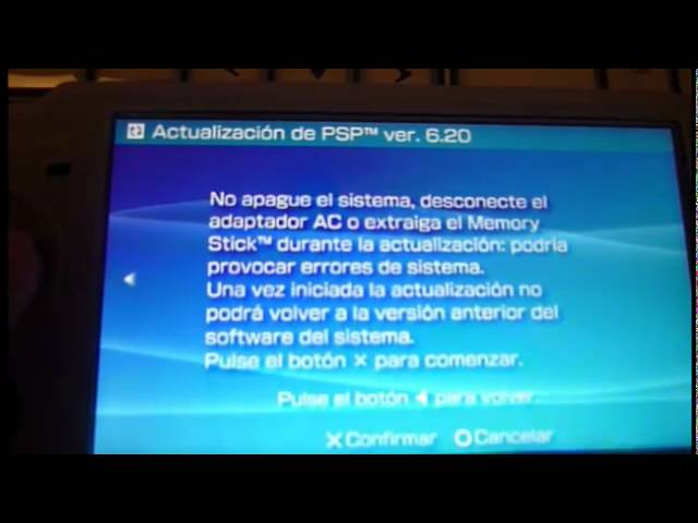 PSP 6.39 DOWNGRADE TÉLÉCHARGER