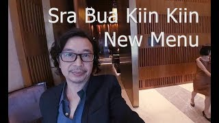 Experience Michelin star Sra Bua by Kiin Kiin new set dinner menu