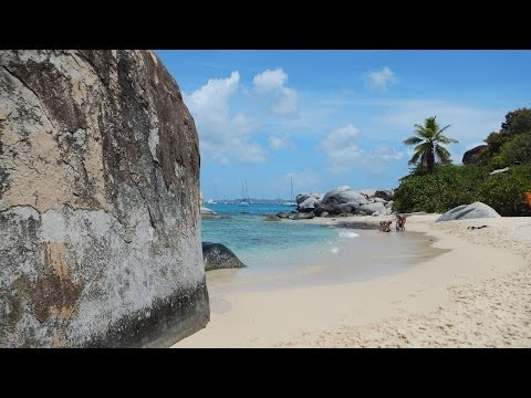 GoPro HD: The Baths to Devil's Bay - Virgin Gorda BVI