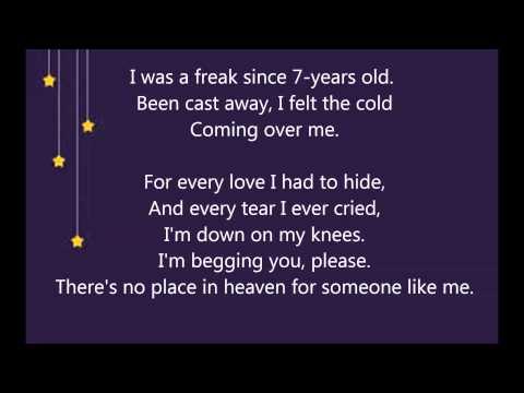 No Place In Heaven Mika Lyrics