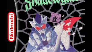 Shadowgate Music (NES) - Game Over
