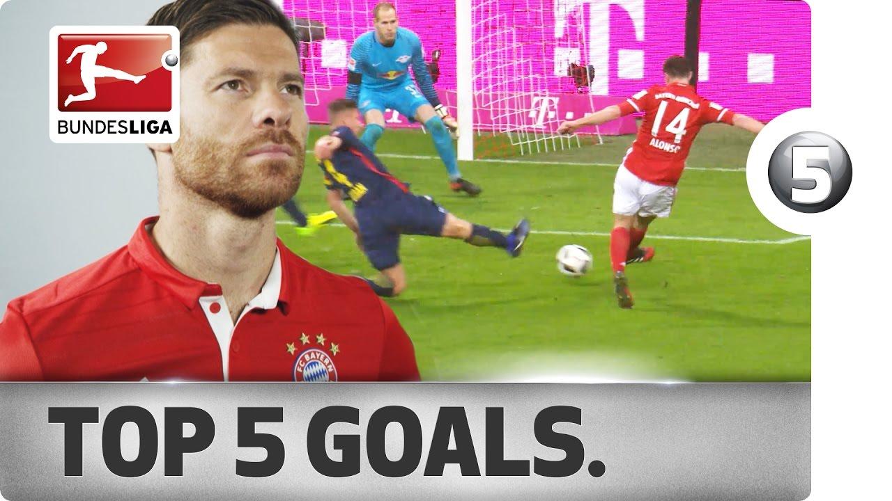 Download Xabi Alonso - Top 5 Goals
