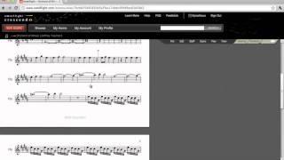 Globus: Orchard of Mines (Immediate Music: Serenata) violin tutorial