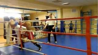 боксер против тхеквондиста