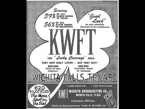 KWFT 620 Wichita Falls, Texas