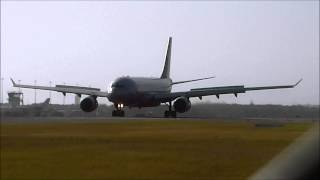 Early Morning Spotting at Gold Coast Airport