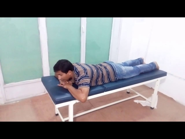 backbone exercise 3 by Chiropractor Aamir Shahzad CPT