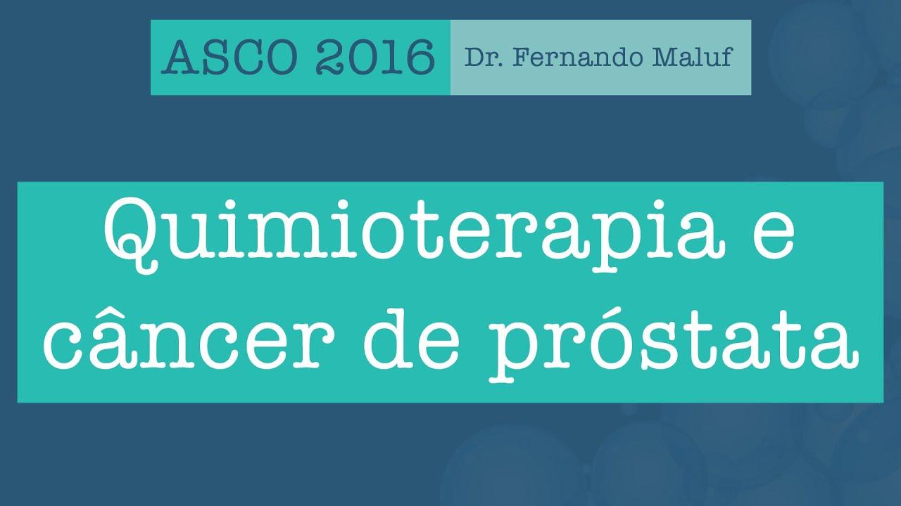 quimioterapia de próstata metastatiza
