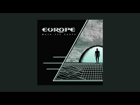 EUROPE - Walk the Earth (New Official Single)