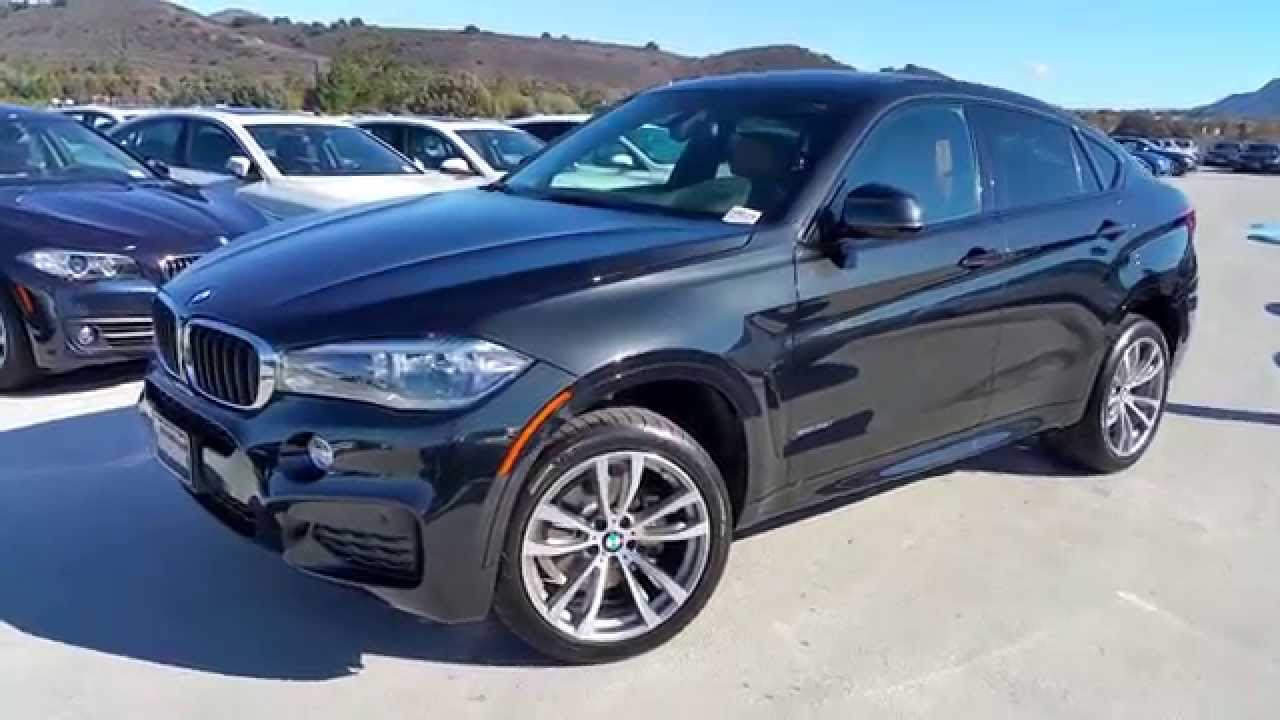 BMW X6 35i M SPORT 20 INCH WHEELS WALK AROUND BMW Review  YouTube