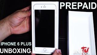 IPhone 6 Plus Prepaid Unboxing