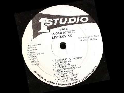 Sugar Minott-- Live Loving ( full album) studio 1 records