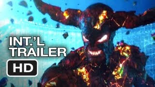 Percy Jackson: Sea of Monsters Official International Trailer #1 (2013) - Logan Lerman Movie HD