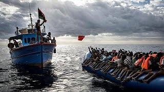 Frontex critica organizações que ajudam migrantes ao largo da Líbia