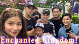 ENCHANTED KINGDOM PART 1!! ARGEL MAY PA ABS! YouTube Videos