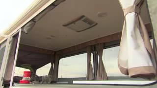Camper Trailer Australia review of the Goldstream RV Thunder