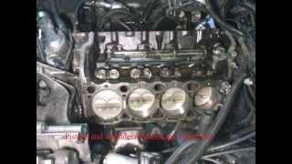 1995 Corvette New head gaskets installed