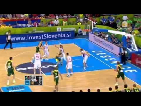 Lithuania Ball Screen Continuity