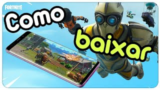 HOW to DOWNLOAD and INSTALL FORTNITE MOBILE for ANDROID
