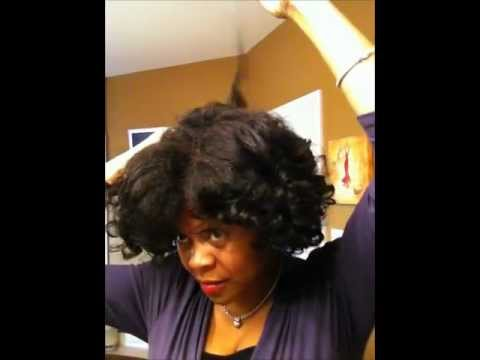 Hair Products I Used Transition Stage Half Natural & Relaxed
