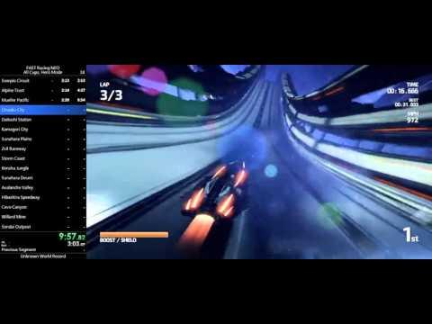 FAST Racing Neo Hero Mode 48:07
