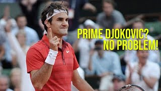 Roger Federer - 4 Legendary Winning Streaks He Has Stopped (LIKE A BOSS)