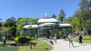 Palácio de Cristal - Petrópolis - RJ
