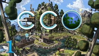 ECO - World Survival Multiplayer Game with Coe - E01