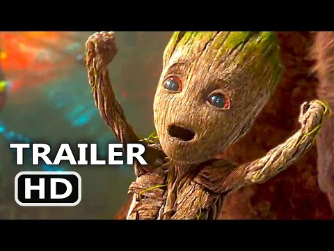 "Thumbnail: GUARDIANS OF THE GALAXY 2 ""Showtime"" TRAILER (2017) Chris Pratt Action Blockbuster Movie HD"