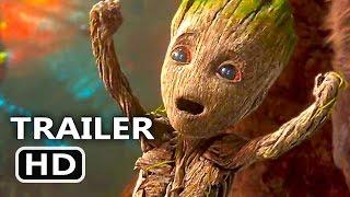 guardians of the galaxy 2 showtime trailer 2017 chris pratt action blockbuster movie hd