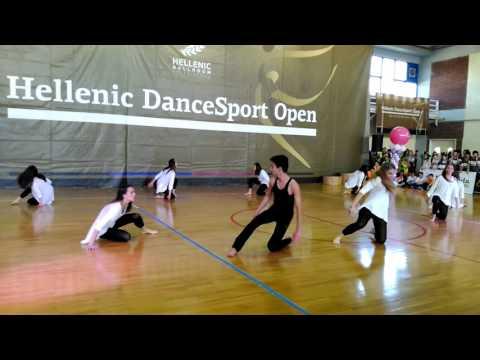 Hellenic Dance Sport Open 2016