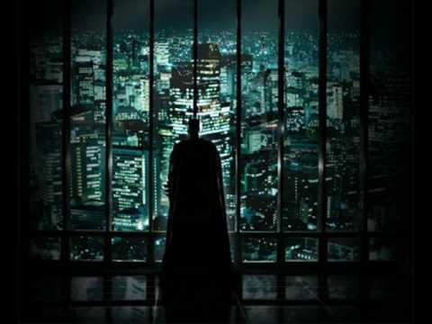 The Dark Knight End Credits - High Quality