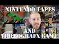 THE COMPLETE NES COLLECTION! NEW NES BLOOD!! AND NEW TURBOGRAFX GAMES!!