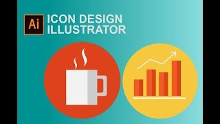 Tutorial Illustrator | Icon Design