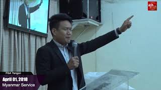Rev. Pau Zel Mang on April 01, 2018 (M)