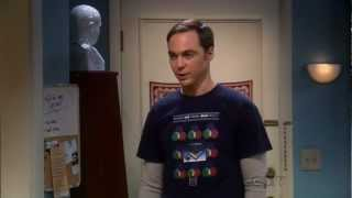 The Big Bang Theory - Amy Seducing Sheldon