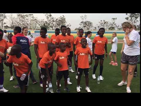 Kids Play International trip to Rwanda