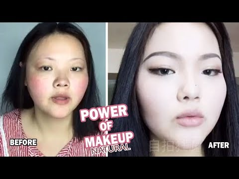 The Power Of MAKEUP Transformation 3   Soft And Natural Appearance