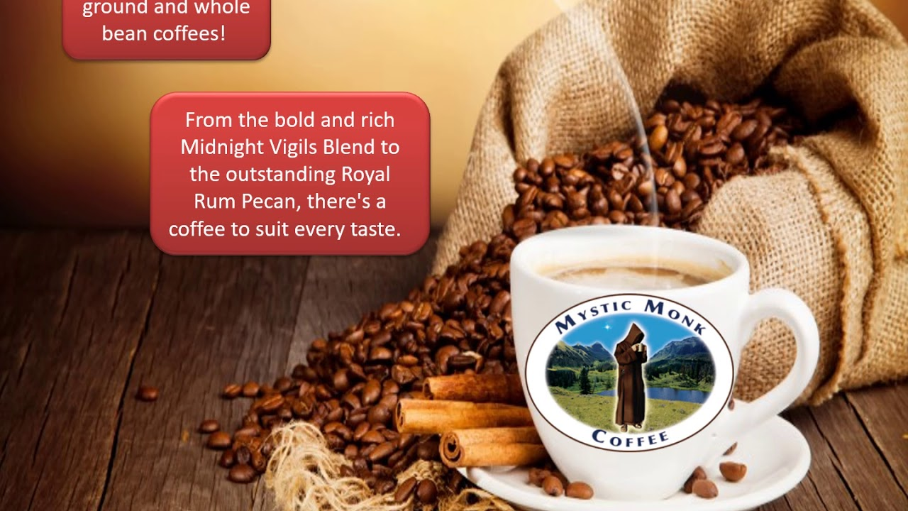 mystic monk coffee k cups