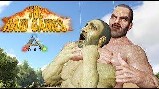 ARK - ¿QUIEN MORIRÁ PRIMERO? - The Raid Games - Nexxuz