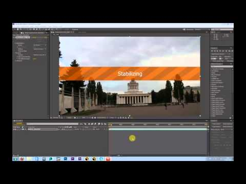 Вебинар по After Effects CC от CG-SCHOOL.ORG