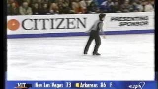 Michael Weiss (USA) - 1997 World Figure Skating Championships, Men