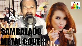 Video Sambalado - (Metal Cover by Opan Arian) download MP3, 3GP, MP4, WEBM, AVI, FLV Agustus 2017