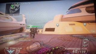 Call of duty black ops 2 gameplay 17 kills first game
