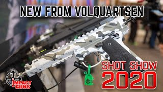 New From Volquartsen Firearms - SHOT Show 2020