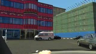 3D Инструктор Симулятор Вождения по Москве(Новый учебный автосимулятор является глубокой переработкой базовой версии. Основной упор в программе..., 2009-01-17T19:53:33.000Z)