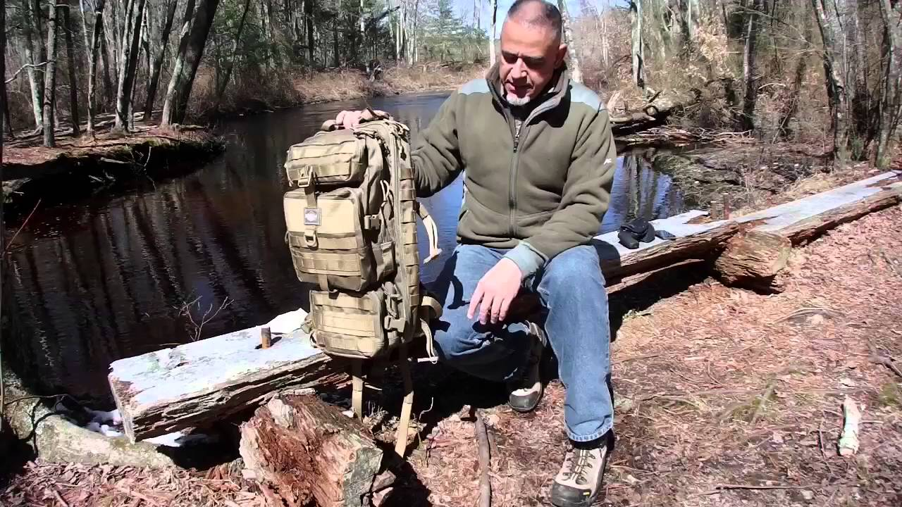 Maxpedition Gyrfalcon Backpack Rucksack PT1054  Lamnia